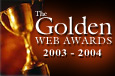 2003-2004 Golden Web award